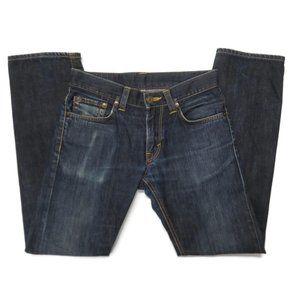 Edwin Jeans Mens 30 x 32 Japan 502 Blue